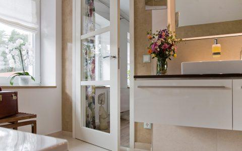 Badezimmer Innenausbau Interieur Tischlerei Freund 01