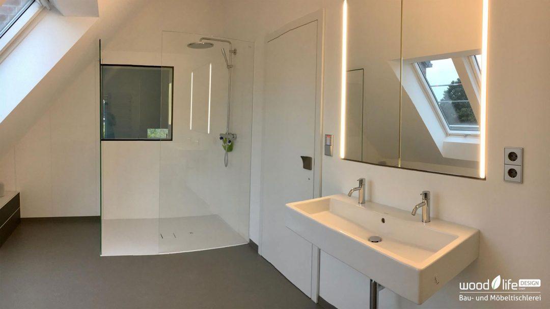 Badezimmer - Wood Life Design - Bau- und Möbeltischlerei, Hannover
