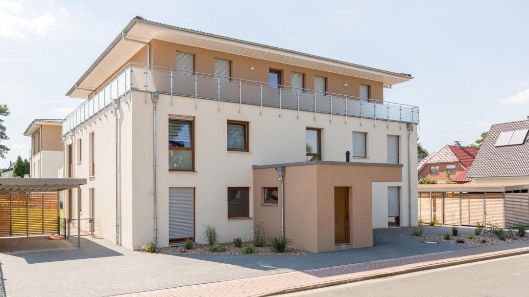 Fassadendaemmung Waermedaemmung Steinhude Hannover Wedemark Sto Besenstrich