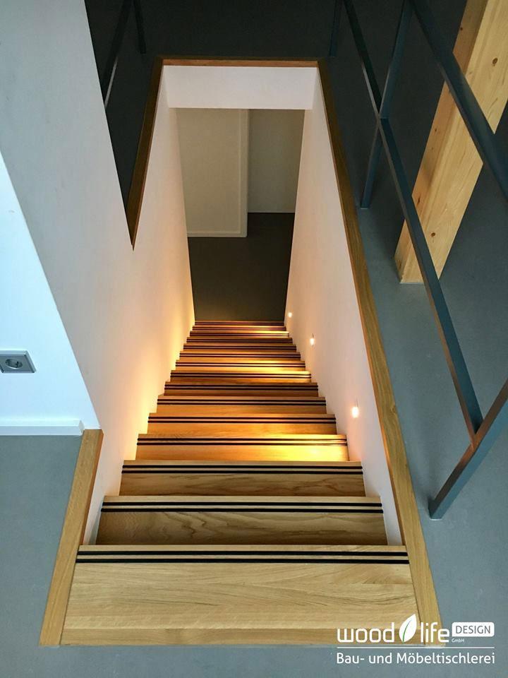 Holztreppe - Wood Life Design - Bau- und Möbeltischlerei, Hannover