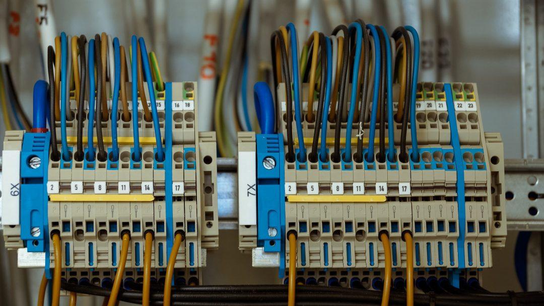 Kabelverbindungen Elektriker