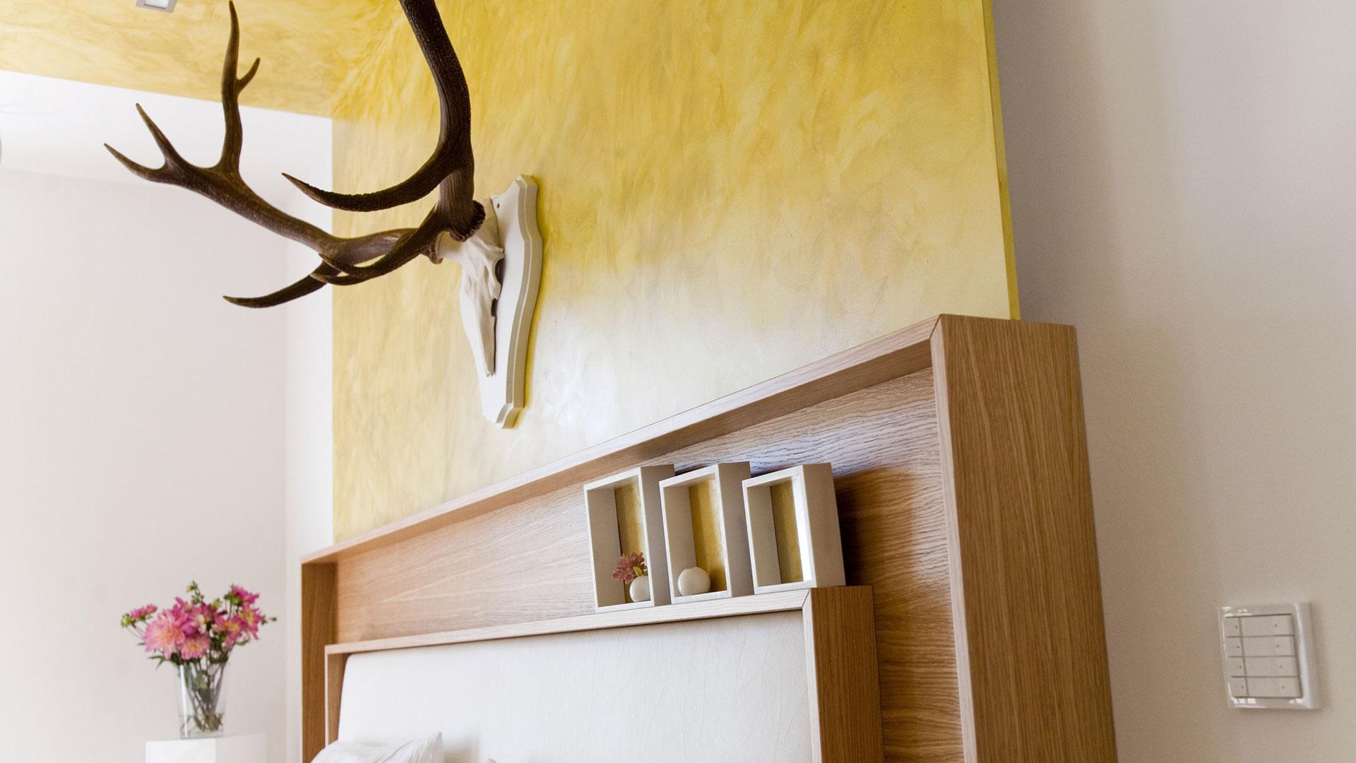 Schlafzimmer Innenausbau Interieur Tischlerei Freund 01
