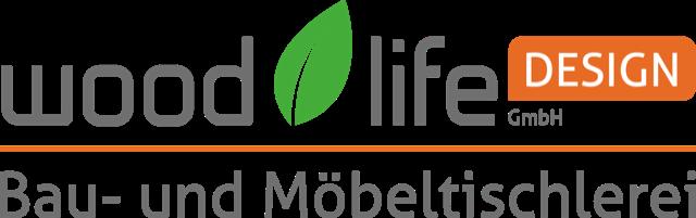 Logo Tischlerei wood-life GmbH