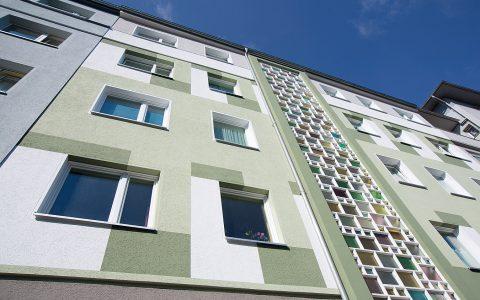 Fassade Farbkonzept Fassadenbeschichtung Sanierung Denkmalschutz Maler Hannover