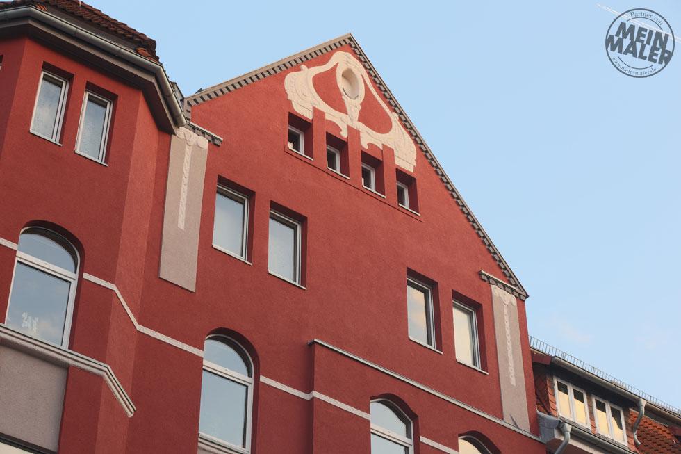 Fassadensanierung Maler Hannover Fassadenrenovierung Fassadengestaltung 006