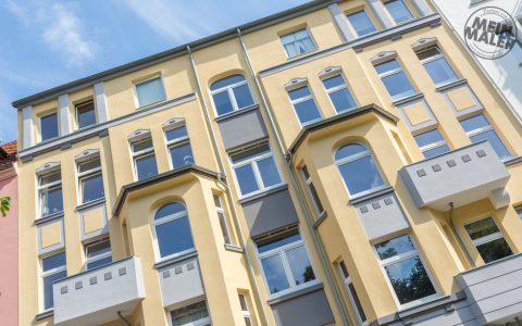 Fassadensanierung Hannover Stilfassade Maler Hannover