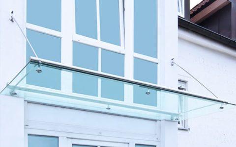 Glas Ueberdach Glaserei Hannover