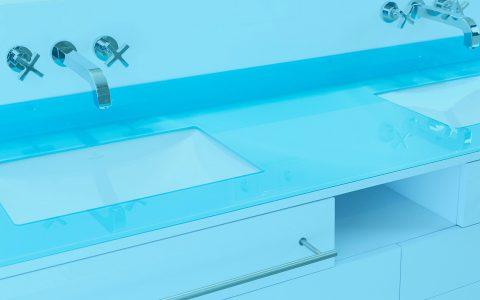 Waschtisch Glaserei Hannover Glas Bad