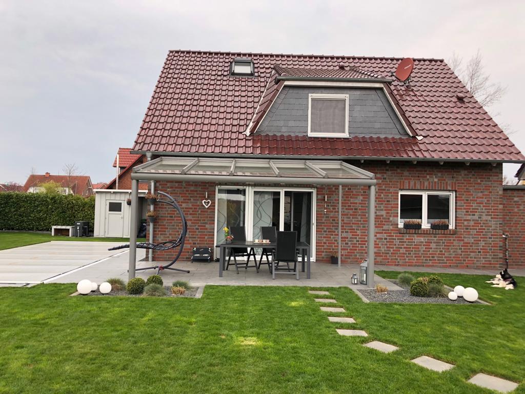 Terrassendach Wintergarten Ueberdachung Terrasse Verglasung Hannover 03