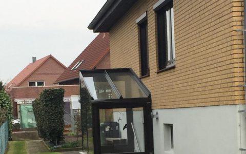 Terrassendach Wintergarten Ueberdachung Terrasse Verglasung Hannover 10