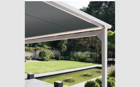 Terrassendach Wintergarten Ueberdachung Terrasse Verglasung Hannover 13