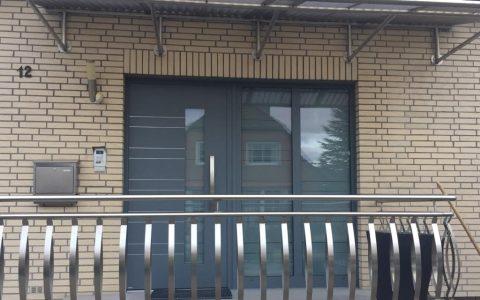 Terrassendach Wintergarten Ueberdachung Terrasse Verglasung Hannover 14