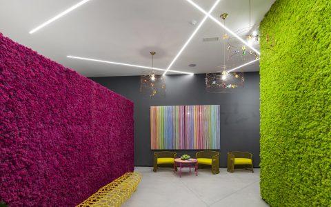 Wandbegruenung BenettiMoos Maler Hannover Raumgestaltung Lifestyle Wellness Wohnraum Arbeitsraum 4