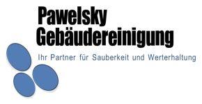 logo pawelsky gebaeudereingung hannover