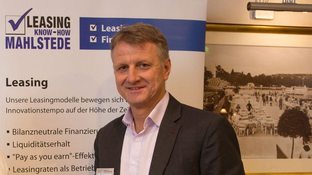 Holger Mahlstede von Mahlstede Leasing Hannover