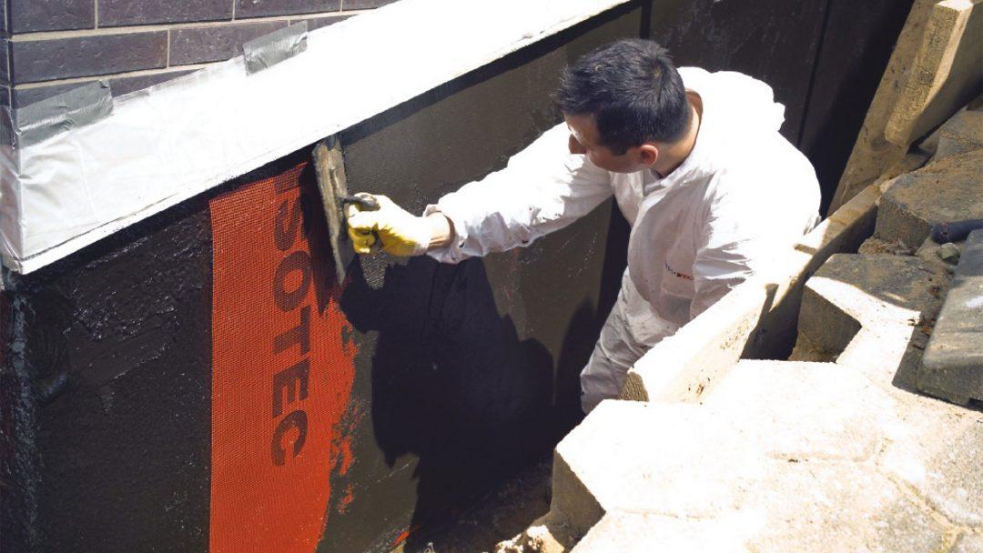 ISOTEC Fachbetrieb Region Hannover Abdichtungssysteme Wasserschadensanierung Mauertrockenlegung 07