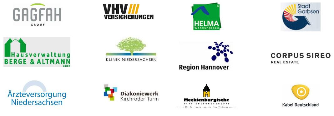 ISOTEC Fachbetrieb Region Hannover Abdichtungssysteme Wasserschadensanierung Mauertrockenlegung Referenzen