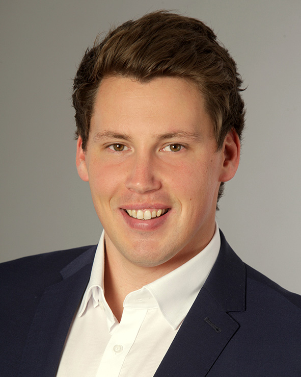 Bastian Koennig Workplace Consultant