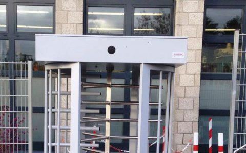 Sicherheitstechnik Hannover Zeiterfassung Zutrittskontrolle Drehkreuz