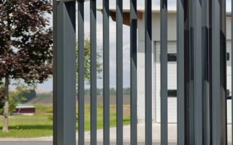 Zeiterfassung Zutrittskontrolle Sicherheitstechnik Hannover Wandleser Tor