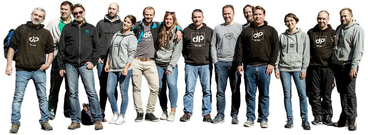Team dP elektronik Gmbh Langenhagen